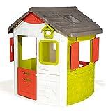 Smoby 7600810500 Casetta Neo Jura Lodge - Casetta da Gioco Modulare per Bambini, Multicolore
