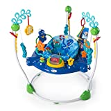 Baby Einstein, Centro Attività Neptune's Ocean Discovery con 15 giocattoli interattivi multilingue, luci e musica, altezza regolabile, seduta girevole a 360°