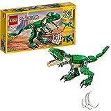LEGO- Creator Tirannosauro 3 in 1 Set di Costruzioni per Creare Tre Diversi Dinosauri per Bambini 7-12 Anni, 31058