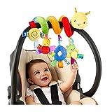 TYTOGE Spirale Passeggino Spirale di attività con Passeggino Giocattoli a Sospensione per Bambini (A)