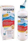 Physiomer Baby Iper Siero di Mare Spray Nasale Ipertonico Decongestionante per Bambini e Neonati - 115 ml