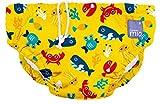 Bambino Mio Costumino contenitivo Unisex Bambini, Multicolore (Profondo Giallo), 1-2 anni (9-12 kg)