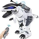 SGILE Robot Giocattolo Bambini, RC Dinosauro con Controllo dei Gesti, Programmabile Intelligente e Camminare Ballare Giocattolo, Regalo di Natale per Bambini