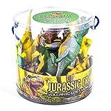 Toyland 18 Jurassic Era Piece Dinosauri in Vasca Play Figures & Playmat
