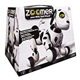 Zoomer- Cane Interattivo, Colore Bianco/Nero, 6023819