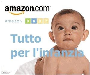 Prodotti per neonati su Amazon