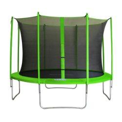 tappeto elastico trampolino giardino sixbros