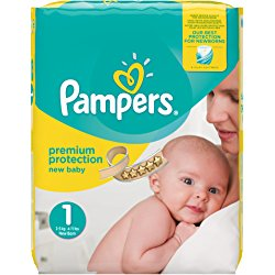 Pampers New Baby Premium Protection
