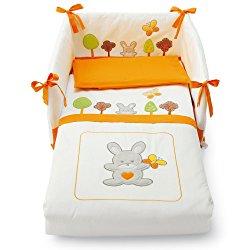 Lenzuola per lettino del neonato