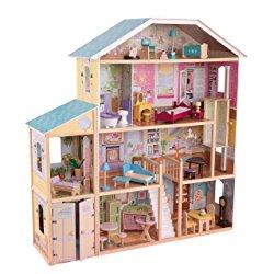 casa delle bambole legno