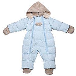 tutina da neve per neonato