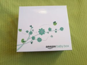 La Baby Box di Amazon: l'omaggio Amazon associato alla Lista Nascita