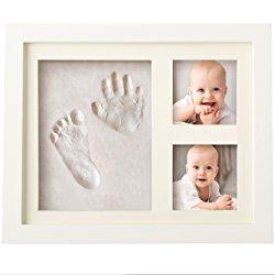 Kit impronte neonato: le versioni disponibili con argilla modellabile