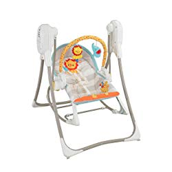 Altalena Fisher Price 3-in-1