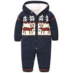 Abbigliamento invernale per neonati