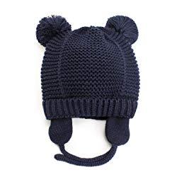 Ben noto Cappelli invernali per neonati: consigli e offerte FF76