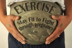 La ginnastica in gravidanza