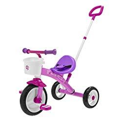 I tricicli da bambina