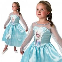 Vestito di carnevale di Frozen