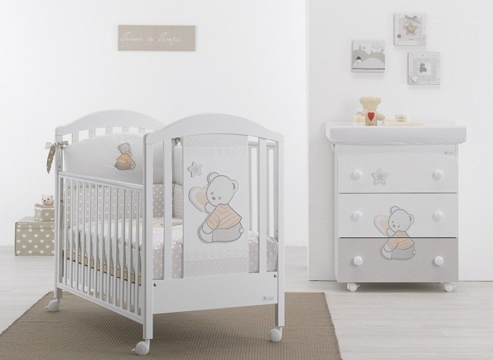 Consigli per la cameretta del neonato