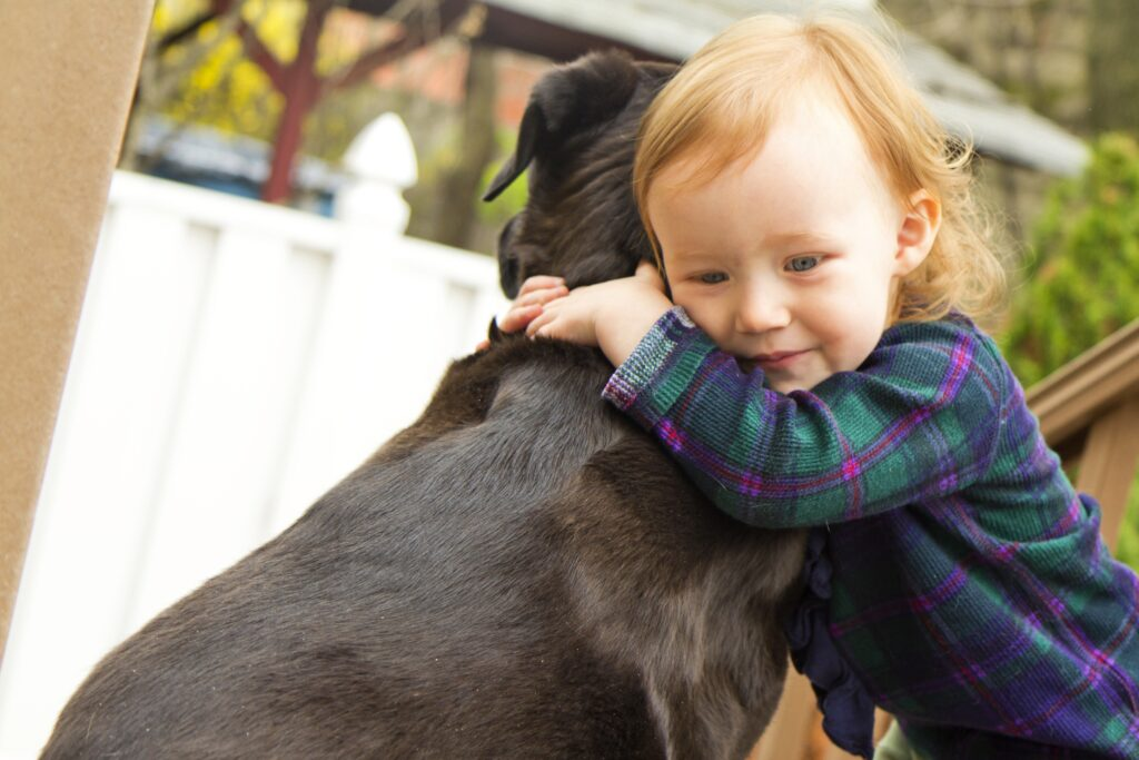 Come gli animali domestici aiutano il nostro bambino a crescere